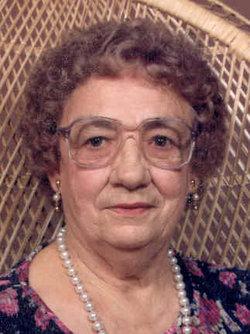 Flossie O'Dell <i>Grover</i> Anderson