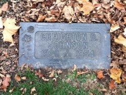 Creighton D Johnson
