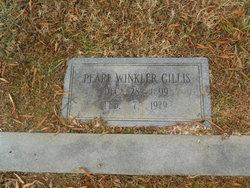 Pearl <i>Winkler</i> Gillis