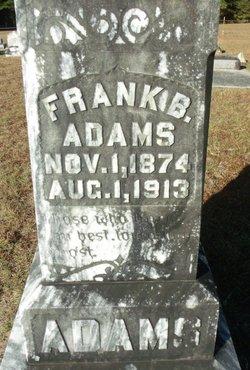 Frank B. Adams