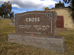 Dorothy <i>Writer</i> Cross