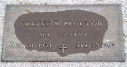Wayne R. Proctor