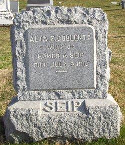 Alta Z Coblentz