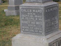 Nancy Ann <i>Rice</i> Ward
