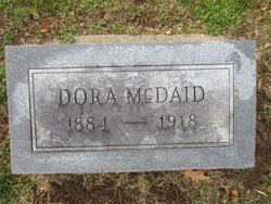 Dora S. <i>Dettmer</i> McDaid