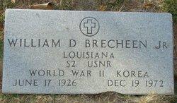 William D Brecheen, Jr
