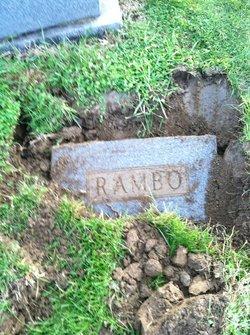 Jacob D. Rambo