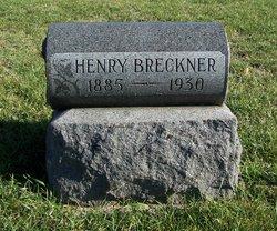 Henry Breckner