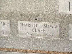 Charlotte <i>Sloane</i> Clark