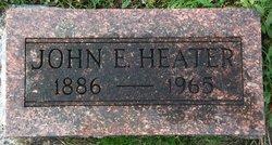 John Edward Heater