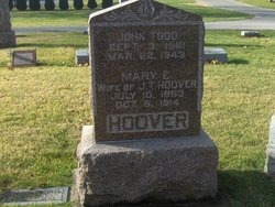 Mary E.llen <i>Coon</i> Hoover