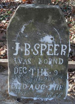 J. B. Speer