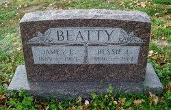 Bessie Lee <i>Daniel</i> Beatty