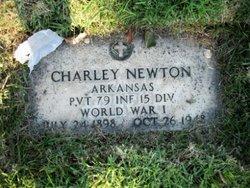 Pvt Charles Newton
