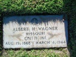 Corp Albert H Wagner