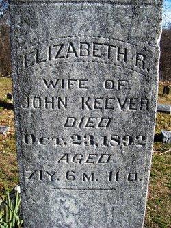 Elizabeth R Keever