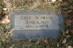 Albert M Swank