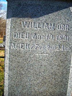 William I Orr