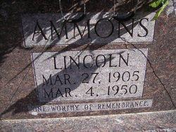Lincoln Ammons