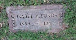 Isabel Maria Fonda