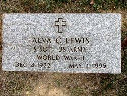 Sgt Alva C Lewis