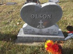 Irene L <i>Sholes</i> Olson Pederson