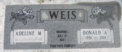 Donald Alfred Weis