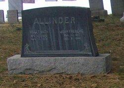 Violet <i>Bath</i> Allinder
