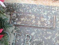 Franklin Harrison Frank Alexander