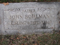 John E. Bohlman