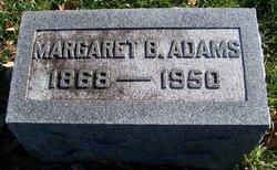 Margaret B. Adams