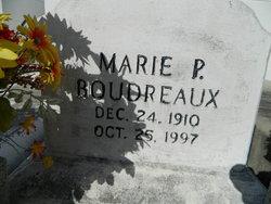 Marie <i>Pitre</i> Boudreaux