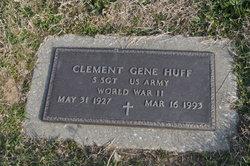 Clement Gene Huff