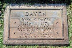 John C Dayen