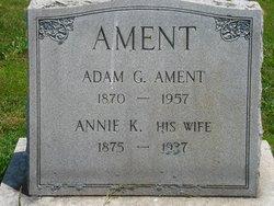 Adam G. Ament