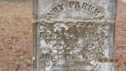 Henry Valentine Parkman