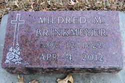 Mildred M. <i>Heers</i> Brinkmeyer