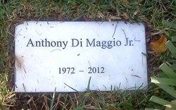 Anthony Tony DiMaggio, Jr