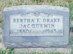 Bertha <i>Drake</i> Blake