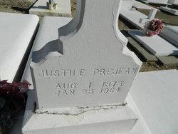 Justile Pierre Prejean