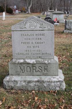 Phebe <i>Knight</i> Morse