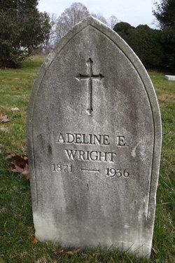 Adeline E. Wright