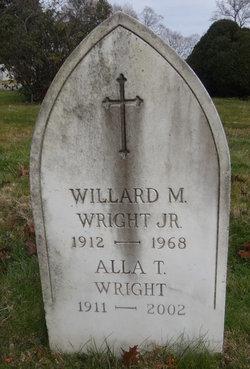 Alla T. Wright