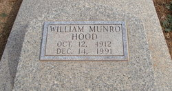 William Munro Uncle Monkey Hood