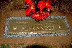Dr Kenneth W. Alexander