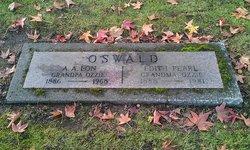 Edith Pearl <i>Goodell</i> Oswald