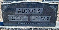 Clarence Hallum Adcock