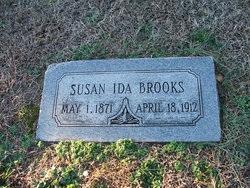 Susan Ida Brooks
