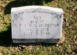 Ava Dickerson