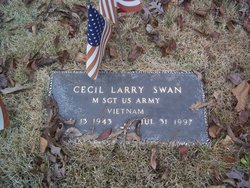 Cecil Larry Swan